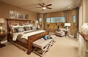 Welche Farbe Schlafzimmer : couleur de chambre 100 id es de bonnes nuits de sommeil ~ Markanthonyermac.com Haus und Dekorationen