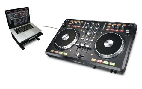 Mixtrack Pro 2channel Dj Controller With Audio Io Numark