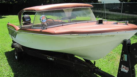 Rare Glastron Boats by Glastron Fireflite Boat For Sale From Usa
