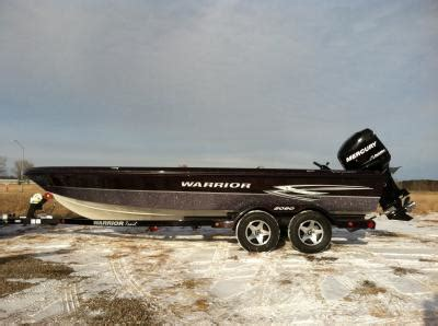 Warrior Boats Inc Melrose Mn by History Made General Discussion Forum In Depth