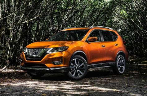 2018 Nissan Rogue Release Date, Price, Interior Redesign