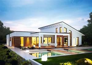 Häuser Mit Pultdach : bungalow l mit pultdach h user pinterest haus marseille und bungalows ~ Markanthonyermac.com Haus und Dekorationen