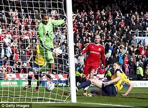 League Two round-up: Oxford end Swindon's run | Daily Mail ...