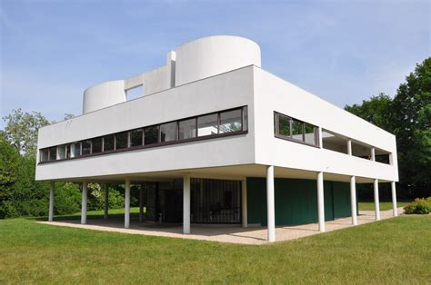 villa savoye by le corbusier and jeanneret 1928 1931 for the savoye family favorite