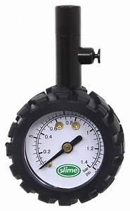 Slime Low Pressure Gauge - 1-20 PSI - Bleeder Valve Slime ...