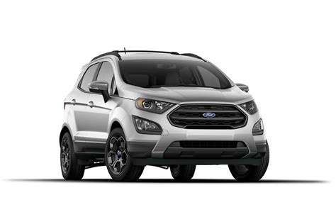 2018 Ford® Ecosport Ses Compact Suv  Model Highlights