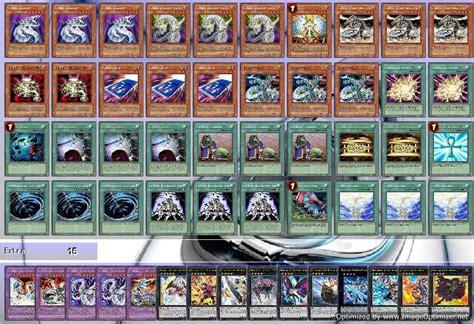 Cyber Dragon Deck Decklist