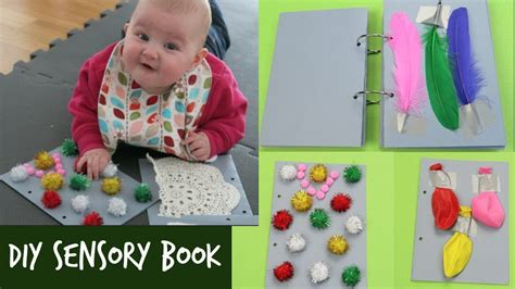How To Make A Sensory Book For Babies Diy Rotating Compost Bin Coffee Table Plans Lanyard Necklace Wedding Dance Floor Scene Clothes Gift Card Holders Steam Machine Hair Products