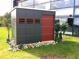 Gartenhaus Modernes Design : gartenhaus im modernen design holz ziller ~ Markanthonyermac.com Haus und Dekorationen