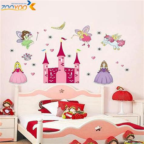 princess castle wall stickers for room room sticker children wall