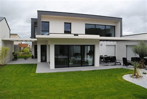 maison moderne 224 cap malo la m 233 zi 232 re construction de maison individuelle et maison d