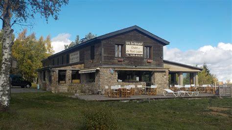 chalet hotel du mont lozere mont loz 200 re et goulet loz 232 re tourisme