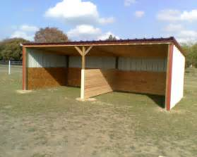 loafing sheds custom barns and storage buildings built on site i like this design but needs