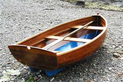 Roeiboot Bouwtekening by Bouwpakketten Voor Houten Boten De Bootbouwer