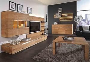 Wohnzimmer Eiche Massiv : wimmer wohnkollektion massivholz m bel in goslar massivholz m bel in goslar ~ Markanthonyermac.com Haus und Dekorationen