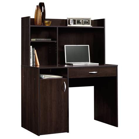 beginnings desk with hutch 413084 sauder