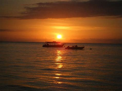 Catamaran Cruise Couples Swept Away by Unbelievable Sunset From Catamaran Cruise Picture Of