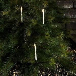 Led Weihnachtsbeleuchtung Kabellos : konstsmide kabellose led christbaumkerzen f r au en und innen 10er basis set ~ Markanthonyermac.com Haus und Dekorationen