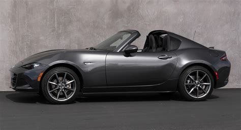 2018 Mazda Mx5 Rf Arrives With Modest Updates And $25,295
