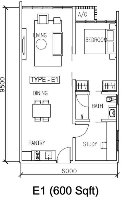 decorative 750 sq ft apartment 600 sq ft apartment floor plan decorating 600 square