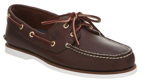 Dark Brown Boat Shoes timberland boat shoes dark brown aranjackson co uk