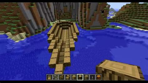 Minecraft Boat Building Guide by 16 Best How To Build An Easy Boat In Minecraft Images On
