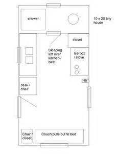 sonoma shanty floor plan for tiny house disguised as a shed