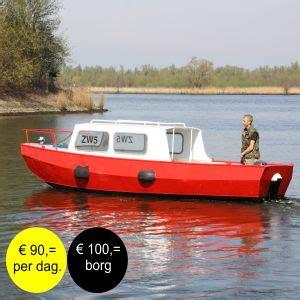 Kajuitboot Huren Drimmelen kajuitboot huren biesbosch