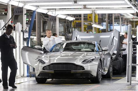 Aston Martin Graduate Jobs. Find A Graduate Job With Aston