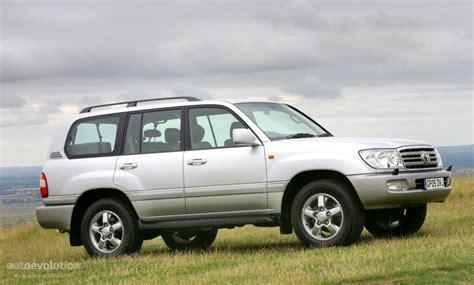Land Cruiser 100 by Toyota Land Cruiser 100 2002 2003 2004 2005 2006
