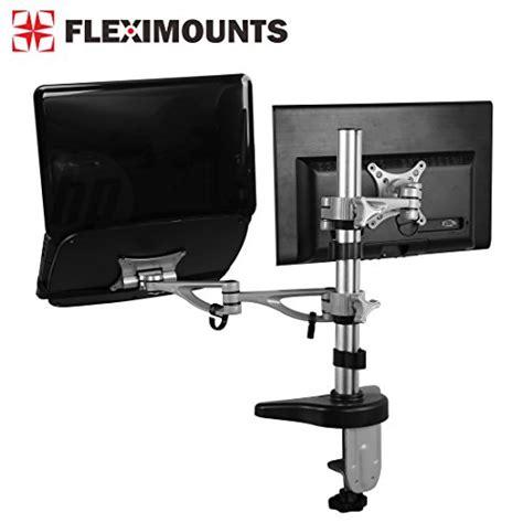 fleximounts m13 cl dual monitor arm desk mounts monitor