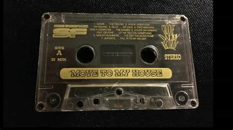 Move To My House- Mid 90's House Music 1995