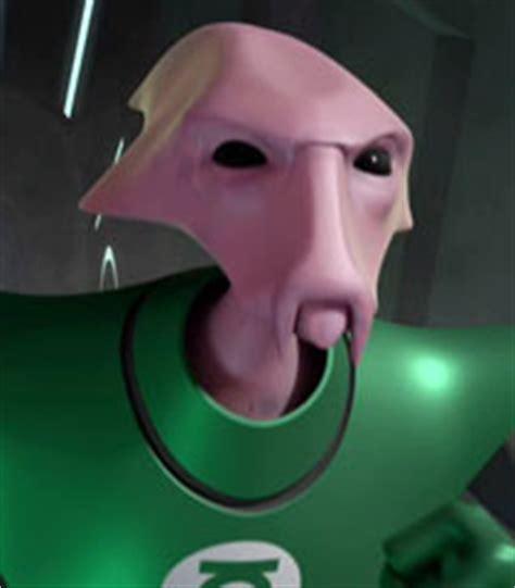 voice of salaak green lantern the animated series the voice actors
