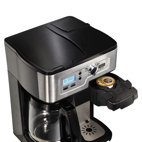 Hamilton Beach FlexBrew 49983A Single Serve/Full Pot Coffee Maker   eBay