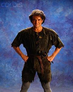 Robin Williams as Peter Pan for the Film Hook - 42 ...