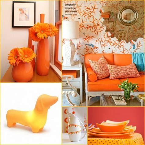 Orange Color Inspiration  Ania Archer