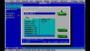C/C++ Programming for beginners in turbo C++ Tutorial-1 ...