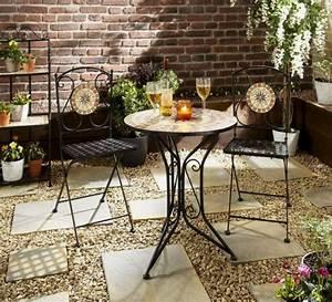 Sitzecke Garten Gestalten : gartengestaltung ideen 40 kreative vorschl ge f r den kleinen garten ~ Markanthonyermac.com Haus und Dekorationen
