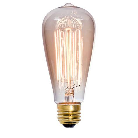 shop litex vintage 60 watt for indoor dimmable st18 vintage incandescent decorative light