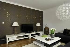 Moderne Tapeten Wohnzimmer : wohnzimmertapete neue vorschl ge f r jeden geschmack ~ Markanthonyermac.com Haus und Dekorationen