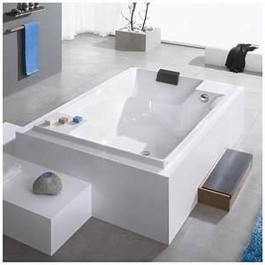 Badewanne 120 Cm : hoesch santee rechteck badewanne 190 x 120 cm megabad ~ Markanthonyermac.com Haus und Dekorationen