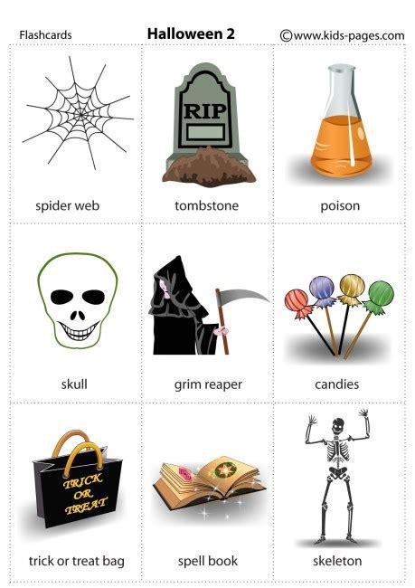 Halloween 2 Flashcard