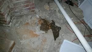 concrete - What can I do about my deteriorating basement ...