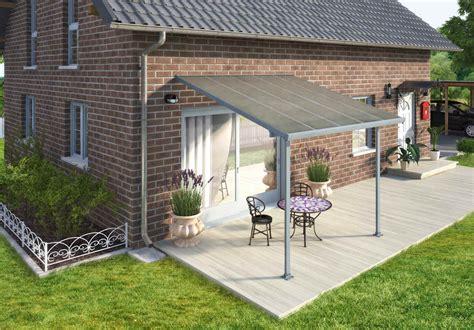 palram feria 10x10 patio cover gray hg9410 free shipping