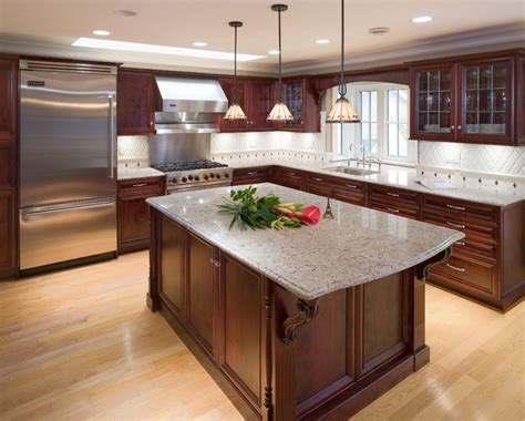 Traditional Kitchen Or Country Kitchen-traditional