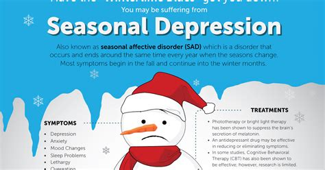 seasonal affective disorder beat the wintertime blues