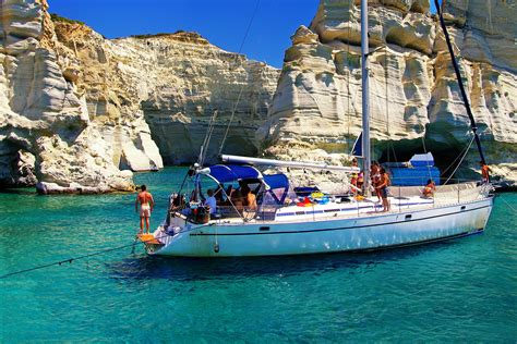 Sailing On Greece by Sailing Destinations In The Aegean Discover Greece