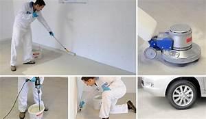 Estrich In Garage Selber Machen : garagenboden selbst beschichten unsere tipps ~ Markanthonyermac.com Haus und Dekorationen