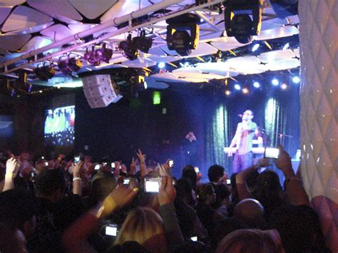 dj flex quot quot live at the conga room in los angeles
