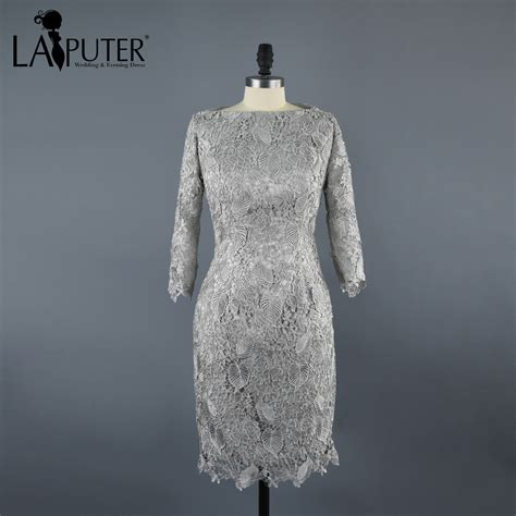 Boat Neck Mother Of The Groom Dress by Short Dresses Mother Groom Promotion Shop For Promotional